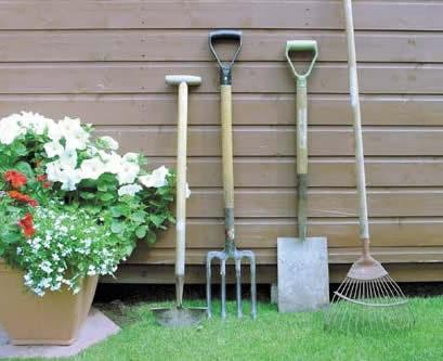 Gardeners tools